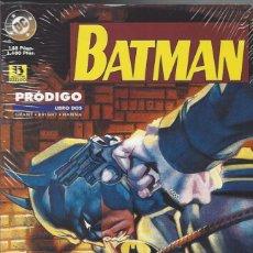 Cómics: BATMAN PRODIGO - 2 TOMOS- SERIE COMPLETA - MUY BUEN ESTADO, COMO NUEVOS !!. Lote 295036848