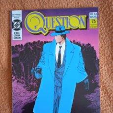 Cómics: QUESTION 34 ZINCO. Lote 295897998