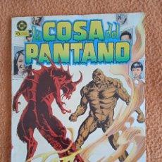Cómics: LA COSA DEL PANTANO 4 VOL 1 ZINCT. Lote 295901958