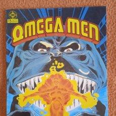 Cómics: OMEGA MEN 7 ZINCO. Lote 295902628