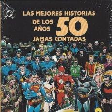 Cómics: LAS MEJORES HISTORAS DE LOS AÑOS 50 JAMAS CONTADAS - ED- ZINCO - A ESTRENAR !!. Lote 296787778