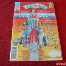 Cómics: WONDER WOMAN Nº 38 ( GEORGE PEREZ ) DC ZINCO LA MUJER MARAVILLA. Lote 296833558