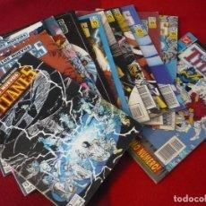 Cómics: LOS NUEVOS TITANES VOL. 2 LOTE 14 NUMEROS ( WOLFMAN GEORGE PEREZ ) ¡BUEN ESTADO! DC ZINCO. Lote 296847643