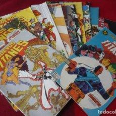 Cómics: LOS NUEVOS TITANES VOL. 1 LOTE 16 NUMEROS ( WOLFMAN GEORGE PEREZ ) ¡BUEN ESTADO! DC ZINCO. Lote 296854898