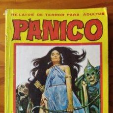 Cómics: PANICO TOMO RETAPADO DEL Nº 51 AL 54. VILMAR. Lote 297085378