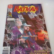 Cómics: BATMAN. VID. NÚMERO 223. IMPECABLE.. Lote 297242918