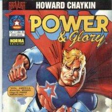 Cómics: COMIC POWER & GLORY Nº1. Lote 58113
