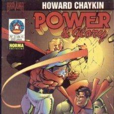 Cómics: COMIC POWER & GLORY Nº3. Lote 61467