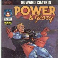 Cómics: COMIC POWER & GLORY Nº4. Lote 58117