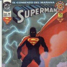 Cómics: COMIC SUPERMAN Nº19. Lote 58051