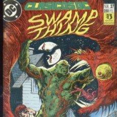 Cómics: COMIC SWAMP THING Nº27. Lote 61474