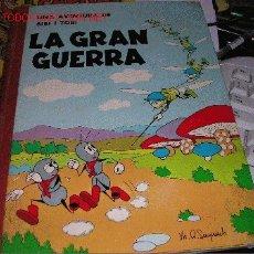 Cómics: RARO ALBUM TAPA DURA CON LOMO . Lote 24602936