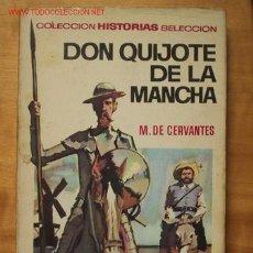Cómics: DON QUIJOTE DE LA MANCHA. Lote 114631896
