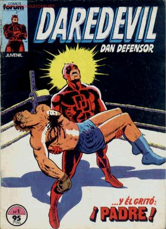 Cómics: DAREDEVIL (Forum). ¡¡ TOTAL !! - Foto 1 - 26904044