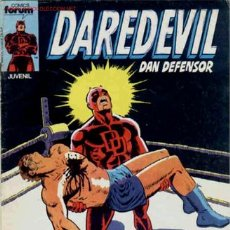 Cómics: DAREDEVIL (FORUM). ¡¡ TOTAL !! . Lote 26904044