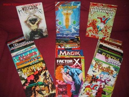 COLECCION PRESTIGIO (FORUM). ¡¡ 59 TOMOS !! (Tebeos y Comics - Comics Colecciones y Lotes Avanzados)
