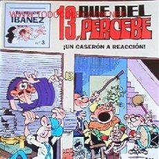 Cómics: 13 RUE DEL PERCEBE. Lote 312733