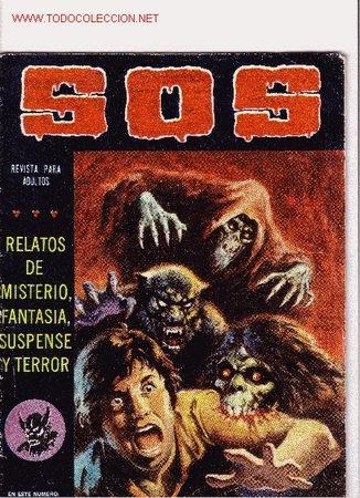 TEBEO S.O.S. (Tebeos y Comics Pendientes de Clasificar)