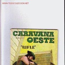 Cómics: CARAVANA DEL OESTE. Lote 339988