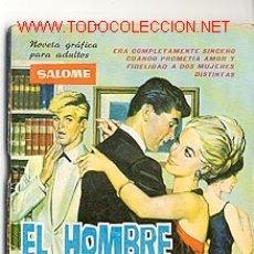 Cómics: NOVELA GRÁFICA PARA ADULTOS: EL HOMBRE DE LAS 2 CARAS. Lote 11376769
