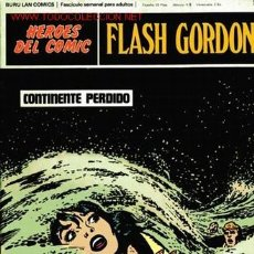 Cómics: FLASH GORDON-HEROES DEL COMIC-ENTRE Nº 3 Y EL 82-SUELTOS CONSULTAR-BURU LAN 1972 CAJA 100 . Lote 27078208