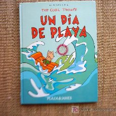 Cómics: THE COBI TROUPE UN DIA DE PLAYA. ESTUDIO MARISCAL 1ª EDICIÓN 1992. . Lote 47948811