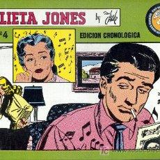 Cómics: JULIETA JONES -STAN DRAKE. Nº 4- ED. ESEUVE, 1989. ENVÍO: 2,50 € *.. Lote 27280154