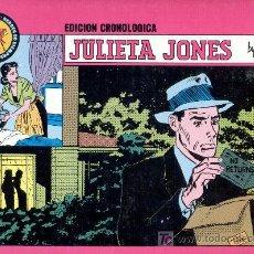 Cómics: JULIETA JONES -STAN DRAKE- Nº 6. ED. ESEUVE. ENVÍO: 2,30 € *.. Lote 27280147
