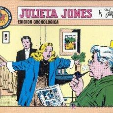 Cómics: JULIETA JONES -STAN DRAKE- Nº 7. ED. ESEUVE, 1990. ENVÍO CORREO ORDINARIO: 2,50 € *. Lote 27280158