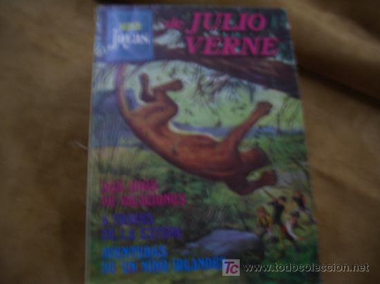 JULIO VERNE SUPER JOYAS (Tebeos y Comics Pendientes de Clasificar)