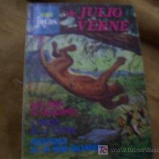 Cómics: JULIO VERNE SUPER JOYAS. Lote 3160517