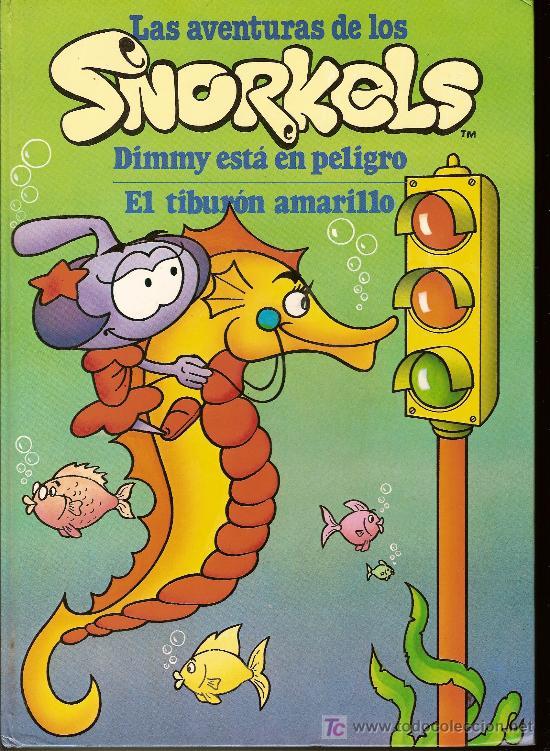 LAS AVENTURAS DE LOS SNORKELS (Tebeos y Comics Pendientes de Clasificar)