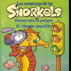 Cómics: LAS AVENTURAS DE LOS SNORKELS. Lote 24607704