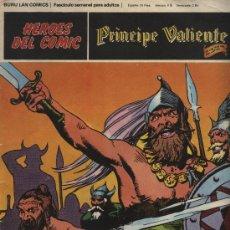 Cómics: PRÍNCIPE VALIENTE - Nº 6 - BURULAN 1.972. Lote 3192125
