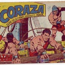 Cómics: COMIC CORAZA Nº 40 AÑO 1962. Lote 24291667