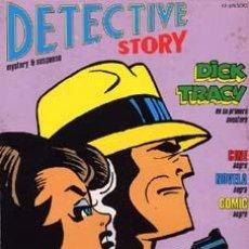 Cómics: DETECTIVE STORY-DICK TRACY 19311ª AVENTURAS -MAESTRA DEL N1AL 5, CON 2 POSTER JUAN GIMENEZ CAJA136. Lote 25739867