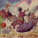 Cómics: COMIC Nº 52 -EL PRINCIPE DE RODAS-LA SECTA DEL ESCARABAJO ROJO.AÑO 1960. Lote 20642979