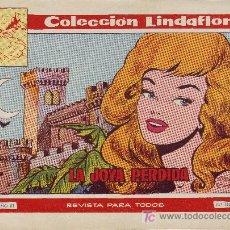 Cómics: COMIC- REVISTA PARA TODOS-COLECCION LINDAFLOR AÑO III Nº 167 LA JOYA PERDIDA. Lote 24269927