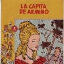 Cómics: COMIC COLECCION LINDAFLOR -Nº 52 LA CAPITA DE ARMIÑO. Lote 20838618