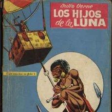 Cómics: JULIO VERNE 5 SEMANAS EN GLOBO. ED. CERVANTES COL. FILMOCOLOR. 1.959. N.º 2. Lote 26194921