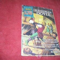 Cómics: SUPER JOYAS A.CONAN DOYLE. Lote 3568912