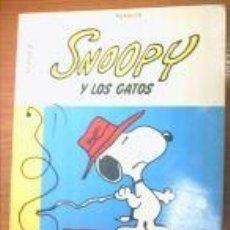 Cómics: SNOOPY Y LOS GATOS.COMIC Nº 14. ED 1983.SCHULZ.PEANUTS. Lote 25189897