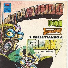Cómics: ULTRAMUNDO, Nº 7. Lote 18437876