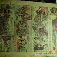 Cómics: 3882 LEYENDAS - FLAS GORDON Nº103 AÑOS 1940 - REGULAR ESTADO - COSAS&CURIOSAS. Lote 3823529