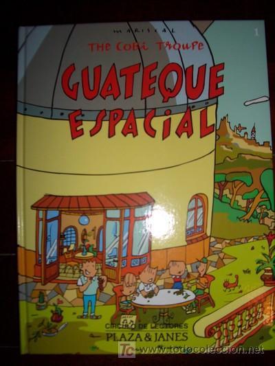COBI - GUATEQUE ESPACIAL (Tebeos y Comics Pendientes de Clasificar)