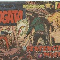 Cómics: JOHNNY FOGATA ORIGINAL Nº 13 EXCELENTE ESTADO. Lote 4011449