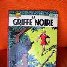 Cómics: ALIX, LA GRIFFE NOIRE, CASTERMAN, PRIMERA EDICION, 1965. Lote 4112151