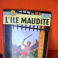 Cómics: ALIX, L'ILE MALDITE, CASTERMAN, PRIMERA EDICION, 1969. Lote 4112167