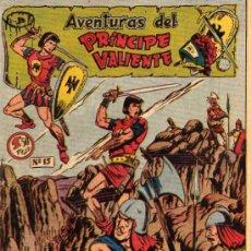 Cómics: AVENTURAS DEL PRINCIPE VALIENTE Nº 15. Lote 4208192