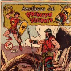 Cómics: AVENTURAS DEL PRINCIPE VALIENTE Nº 16. Lote 4208211